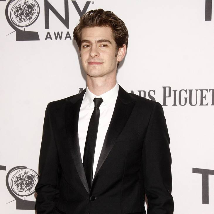 Andrew Garfield: Pipi-Problem