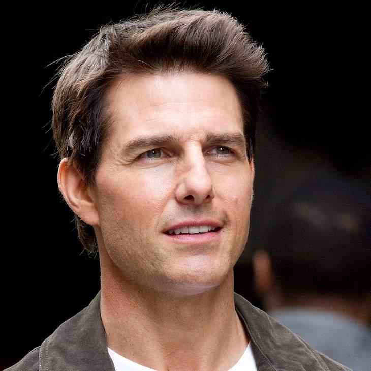 Tom Cruise: Wiedersehen mit Katie Holmes