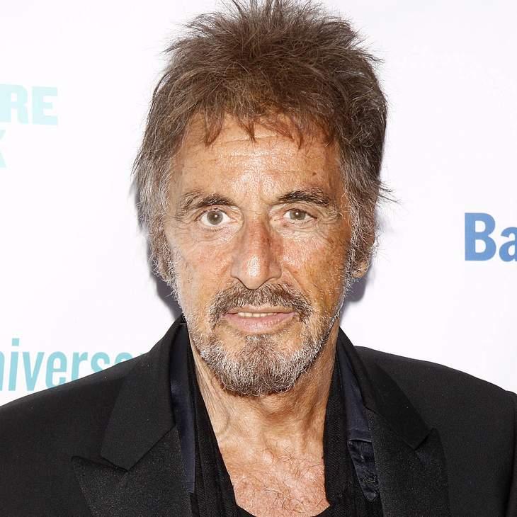 Al Pacino erhält Auszeichnung für Lebenswerk