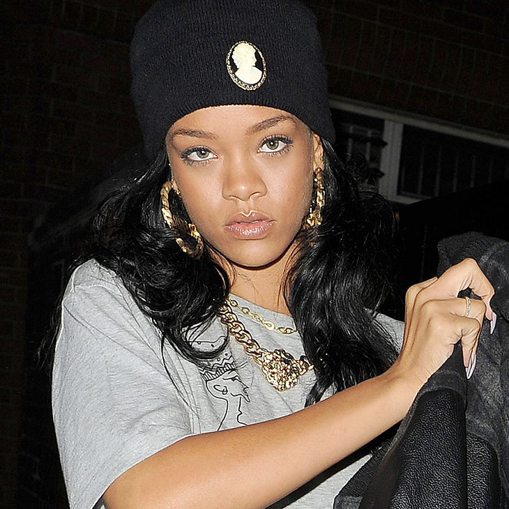Rihanna eröffnet MTV Video Music Awards
