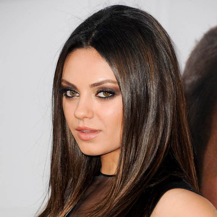 Mila Kunis bemitleidet Kinderstars