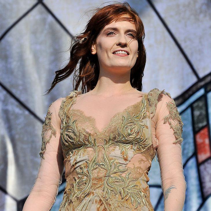 Florence Welch plant einjährige Auszeit