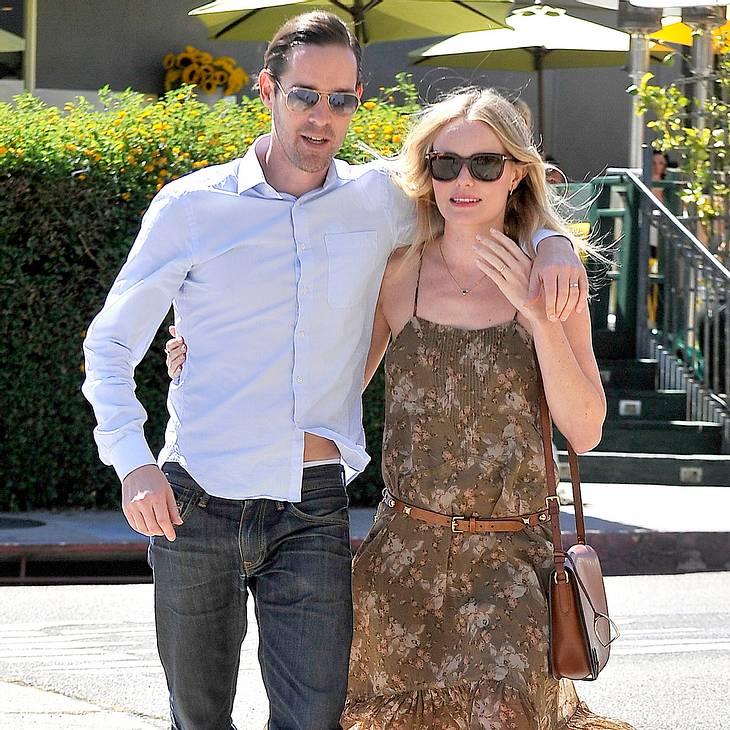 Kate Bosworth zeigt Verlobungsring