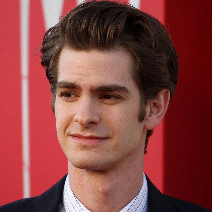 """Andrew Garfield: """"Spider-Man"""" wird zum Dreiteiler"""