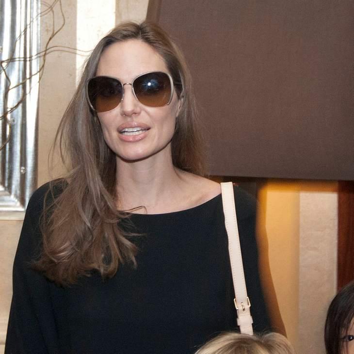 Angelina Jolie denkt ans Aufhören!