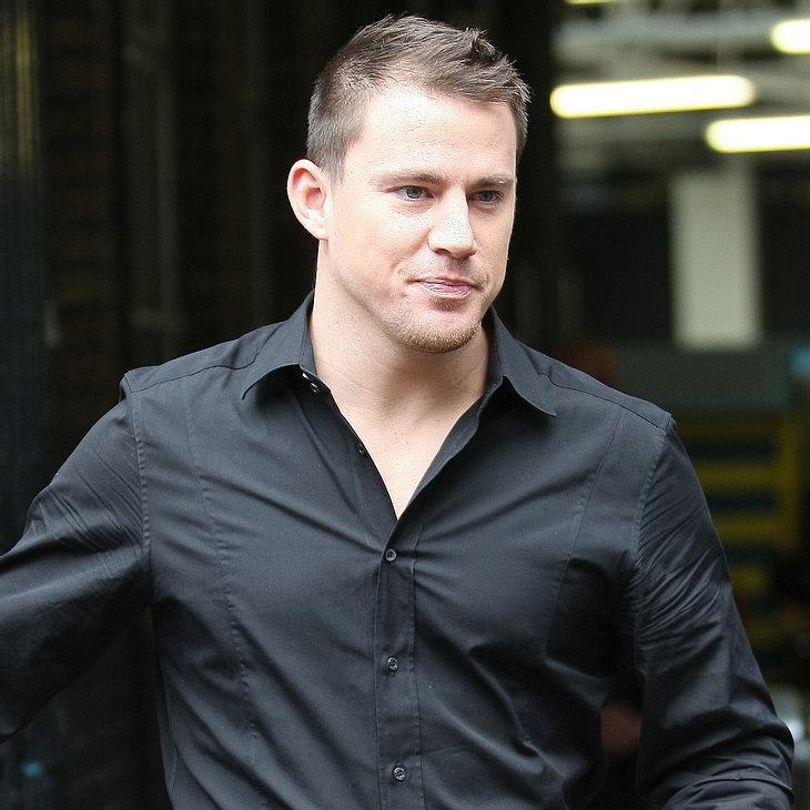 """Channing Tatum: Interesse an """"Shades of Grey""""-Rolle"""