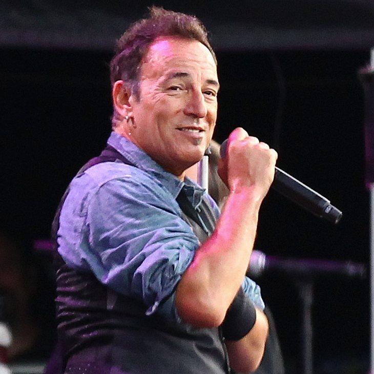 Bruce Springsteen litt an Depressionen
