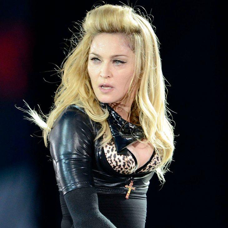 Madonna enttäuscht australische Fans