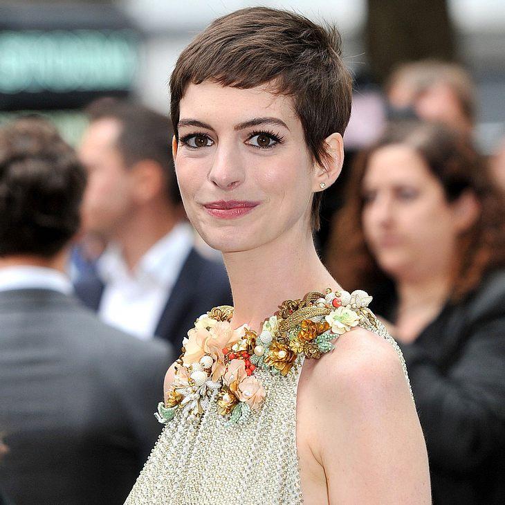 """Anne Hathaway wünscht sich """"Catwoman""""-Ableger"""
