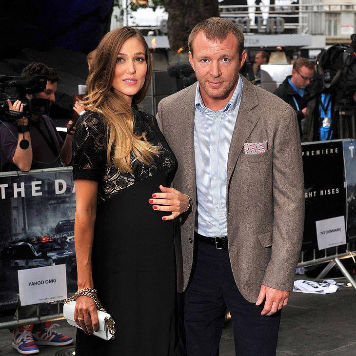 Guy Ritchie: Schwangerschaft der Freundin bestätigt