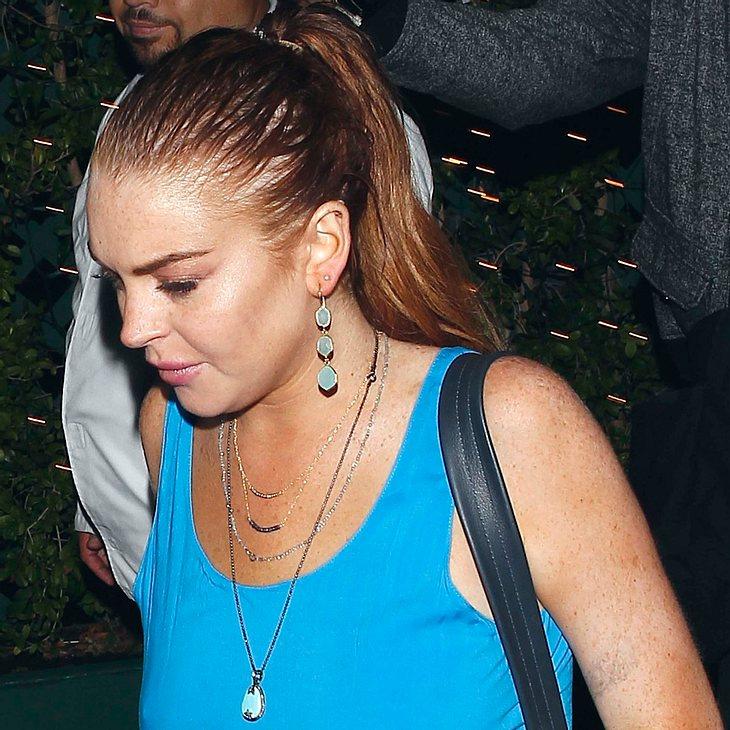 Lindsay Lohan: Erneuter Autounfall
