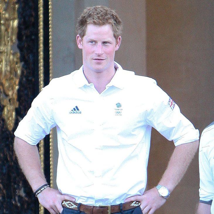 Prinz Harry von Freundin verlassen?