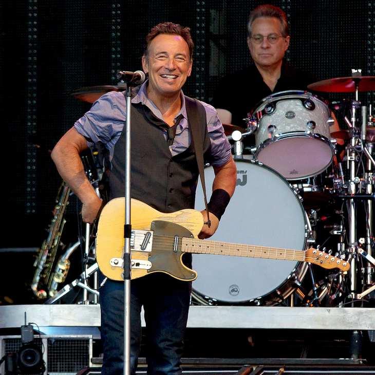 Bruce Springsteen gibt Rekord-Konzert