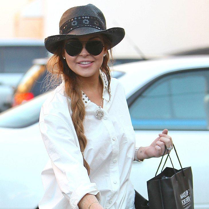 Lindsay Lohan: Auftritt in Lady Gaga-Video