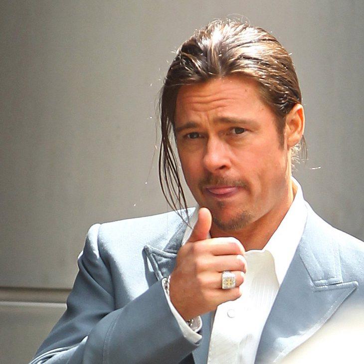 Brad Pitt gratuliert Jennifer Aniston zur Verlobung