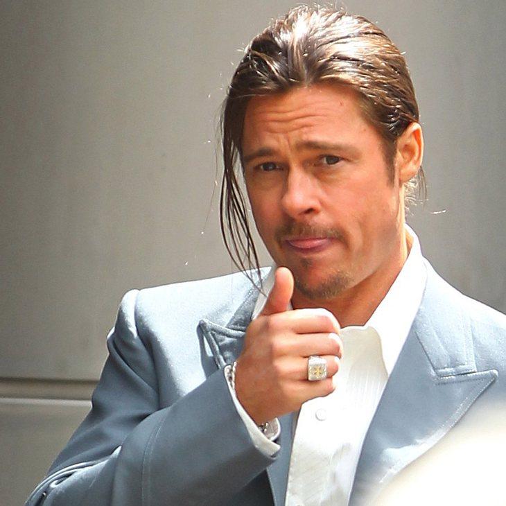 Brad Pitt heuert Jamie Oliver an