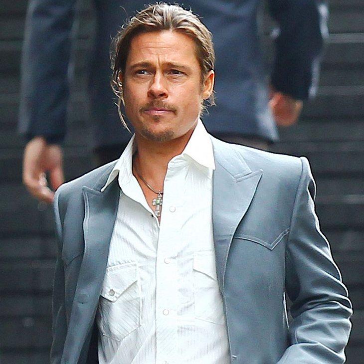 Brad Pitt: Hochzeitsdatum noch unklar
