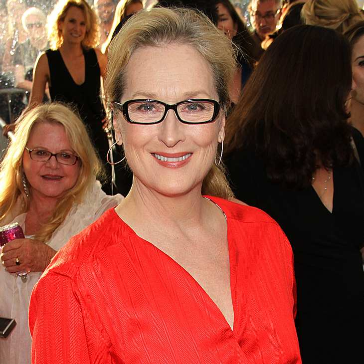 Meryl Streep spendet eine Million US-Dollar an Theater