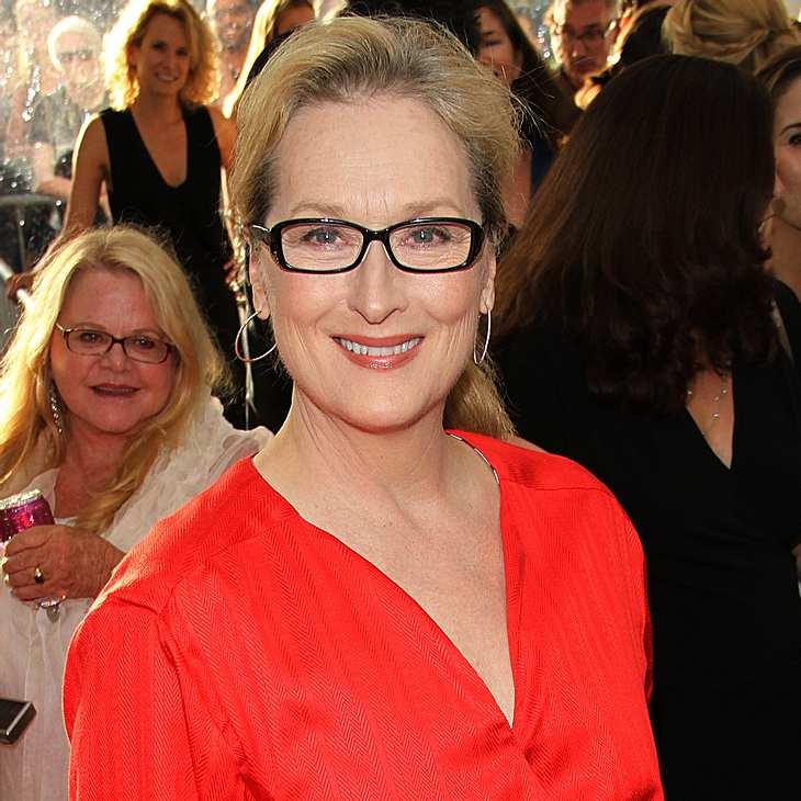 Meryl Streep spendet eine Million US-Dollar an Theater