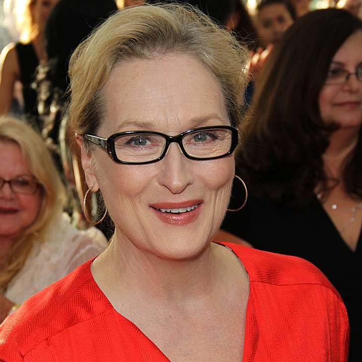 Meryl Streep findet Julia Roberts kindisch!
