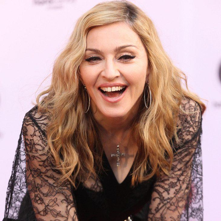 Madonna: Mit zukünftiger Schwiegermutter im Urlaub
