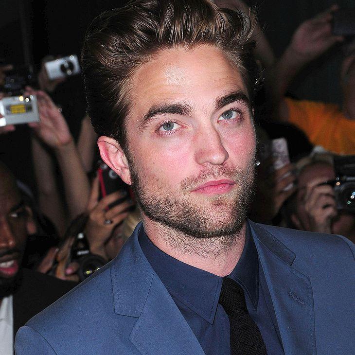Robert Pattinson und Kristen Stewart enttäuschen Convention-Fans