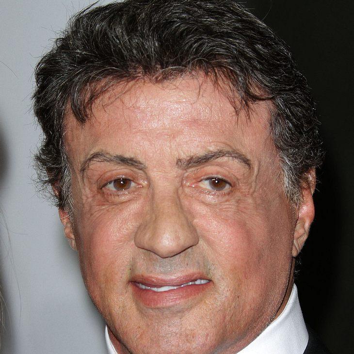 Sylvester Stallone trauert um seine Halbschwester