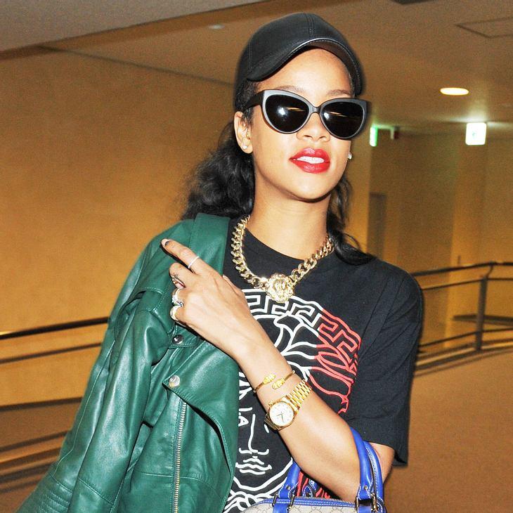 Rihanna: Tränenreiches TV-Interview