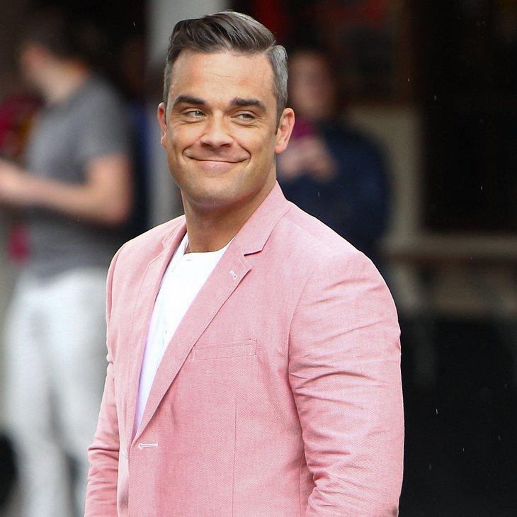 Robbie Williams ist Vater!