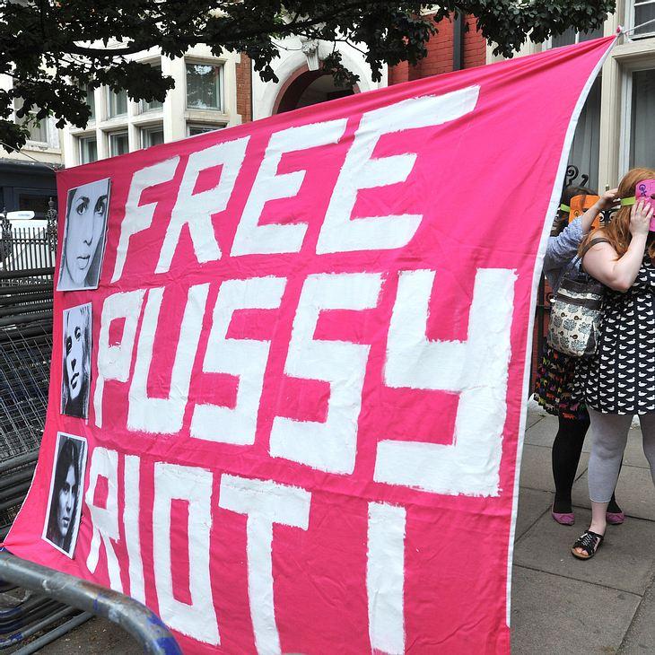 Pussy Riot schuldig gesprochen