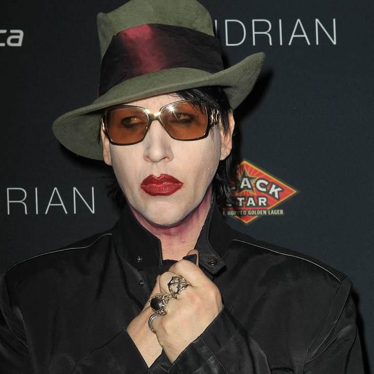 Marilyn Manson will angebliche Verlobte verklagen