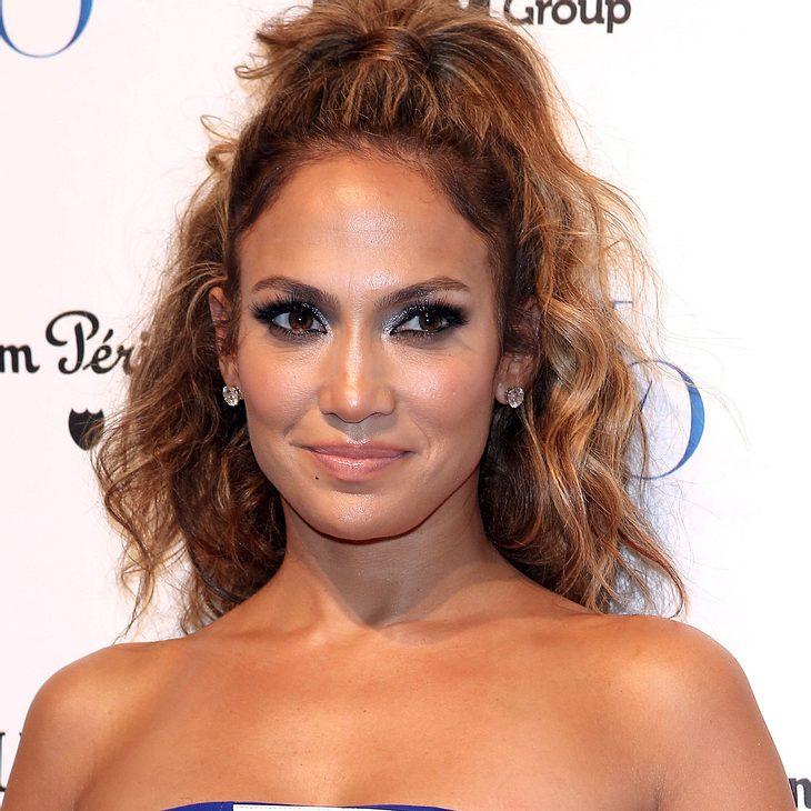 Jennifer Lopez: Sorge um ihr Töchterchen