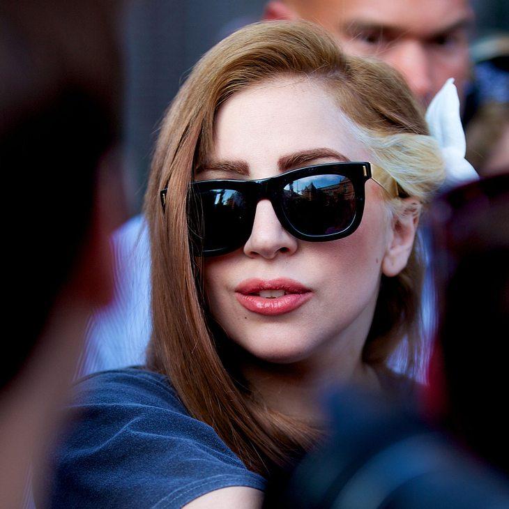 Lady Gaga verkauft Stifte