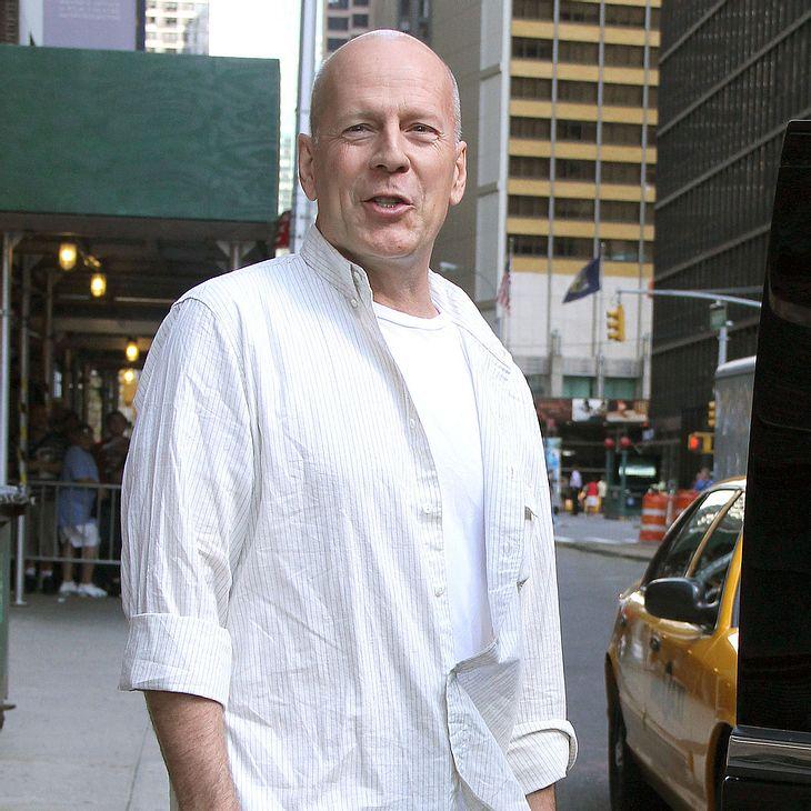 Bruce Willis verteidigt Gewalt in Filmen