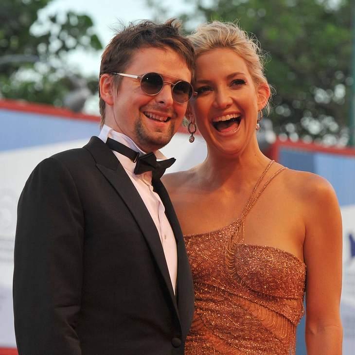 Matt Bellamy singt nicht mit Kate Hudson