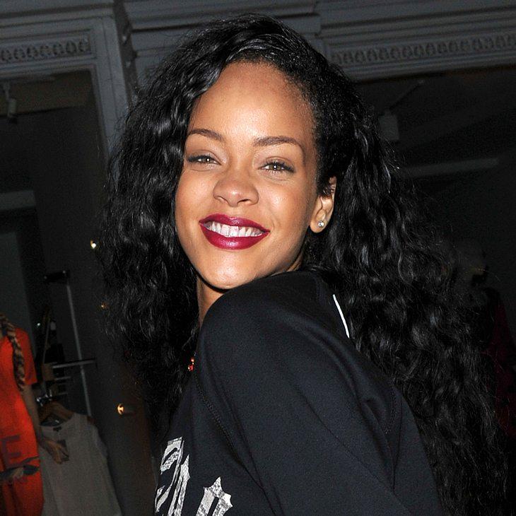Rihanna träumt von zweiter Filmrolle