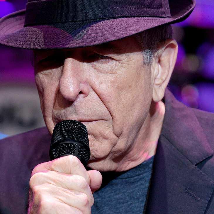 Leonard Cohen vermisst das alte Berlin