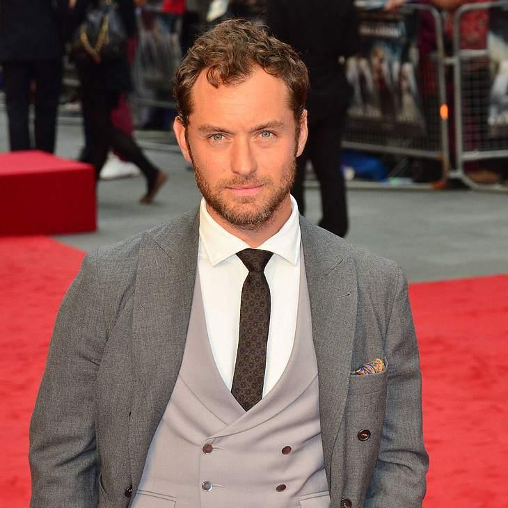Jude Law: Nie mehr naiver Lover!