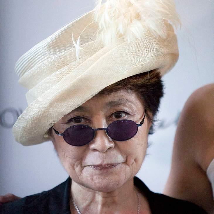 Yoko Ono: Fan von West-Berlin