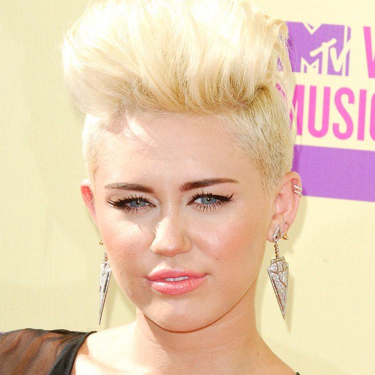 Miley Cyrus: Trotz Beinahe-Einbruch angstfrei