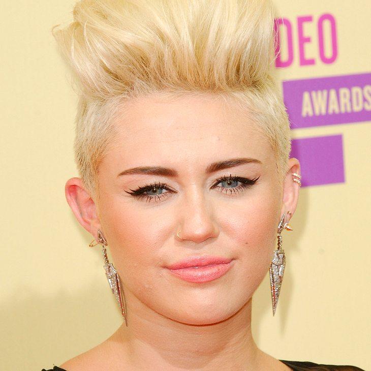 Miley Cyrus: Bewaffneter vor Haus festgenommen