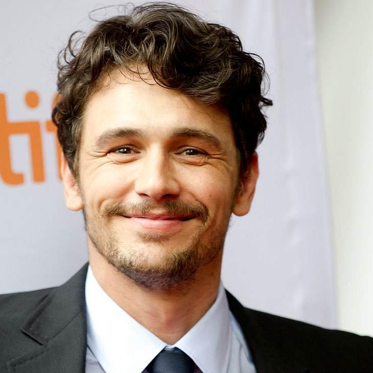 James Franco: Schauspieler sind zu verbissen!