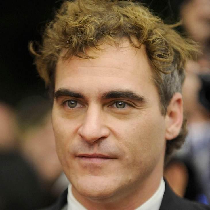 Joaquin Phoenix: Über Filmpreis Überrascht
