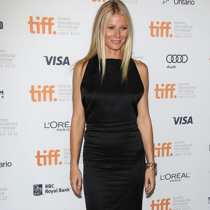 Gwyneth Paltrow kann sich am besten anziehen