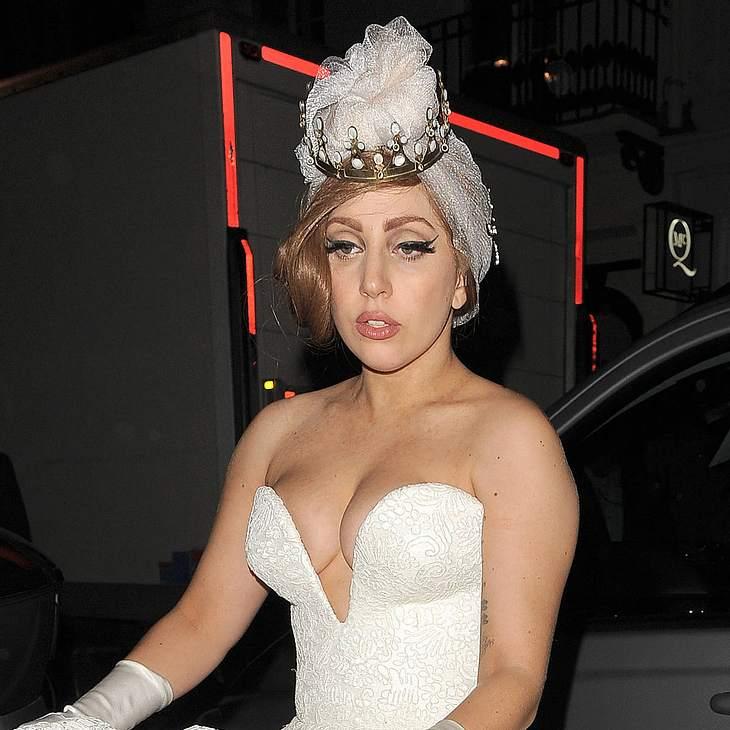 Lady Gaga cancelt Tour für OP