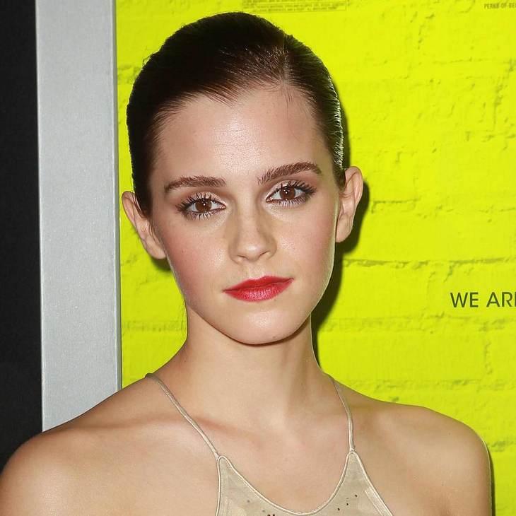 Emma Watson hat nur acht Paar Schuhe