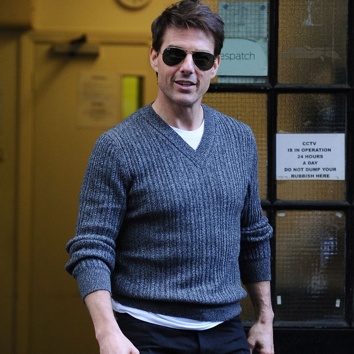 Tom Cruise: Verlässt er Scientology?