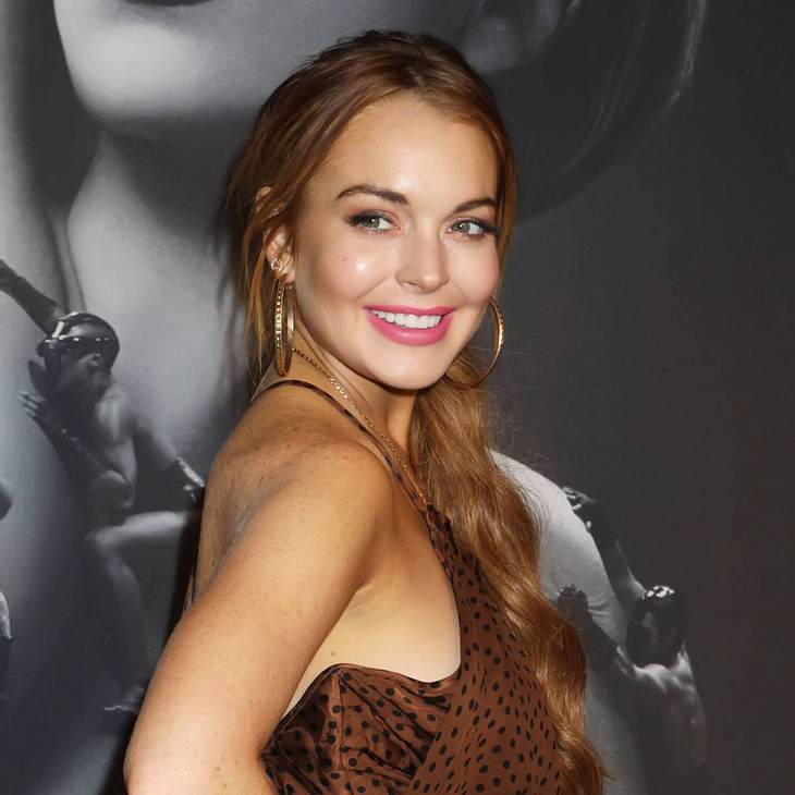 Lindsay Lohan: Lager-Container wird versteigert