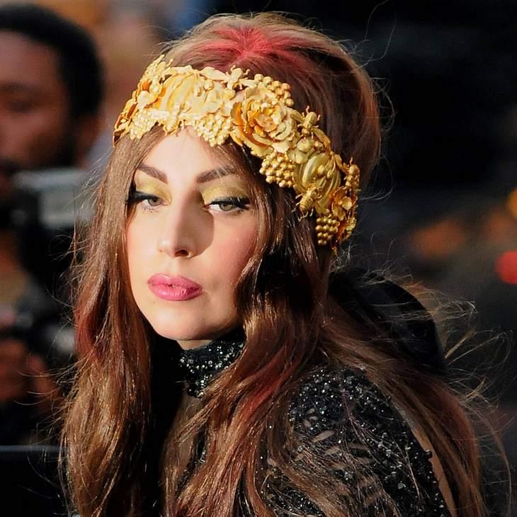 Lady Gaga arbeitet mit UNICEF