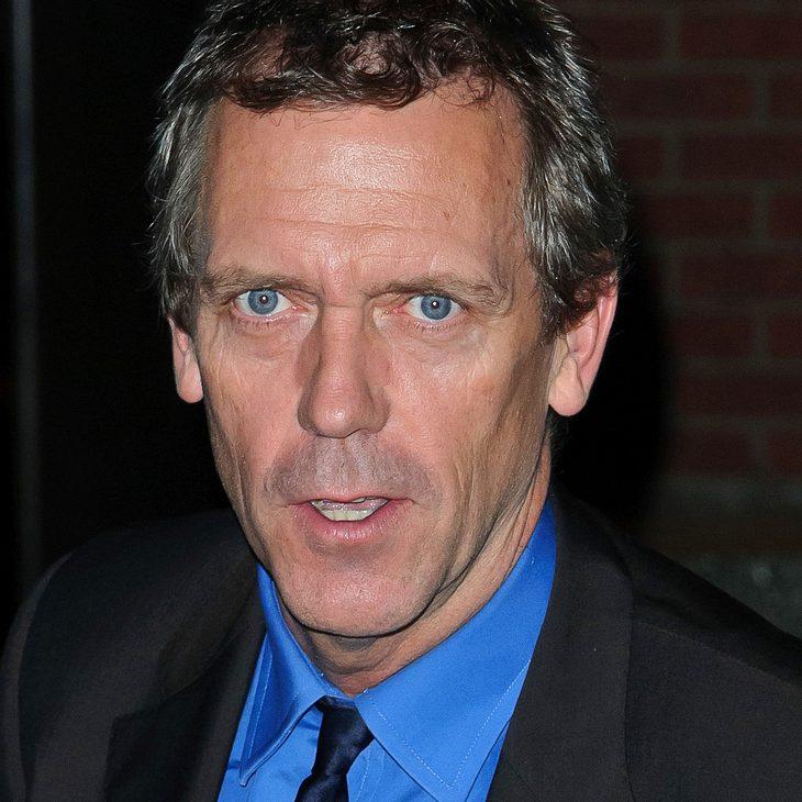 Hugh Laurie verlässt eigene Premiere vorzeitig